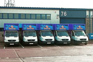 Top Removals' Vans in London