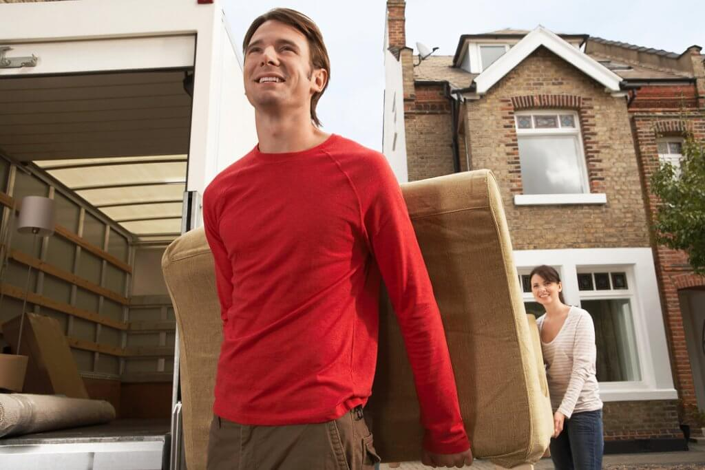 Professional house removals in London