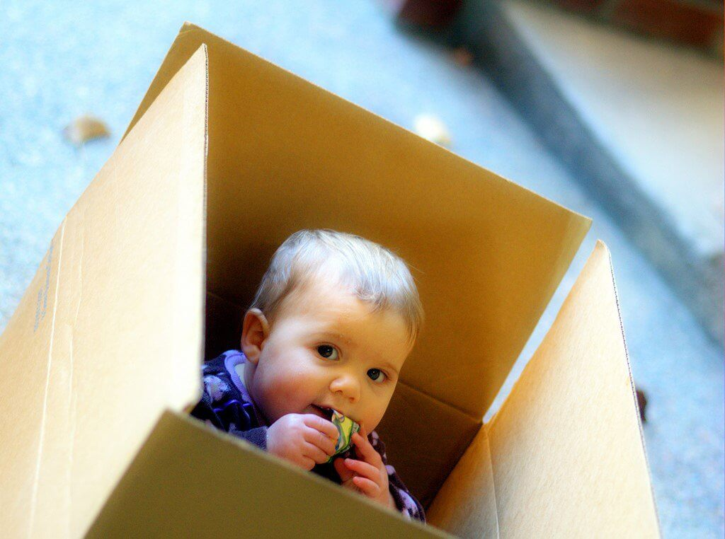 Top Removals - New parents moving