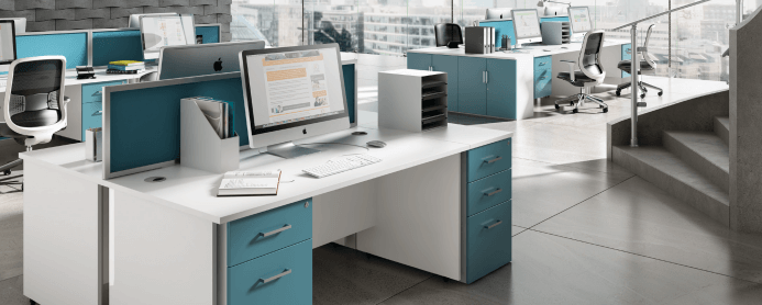 Office relocation in London