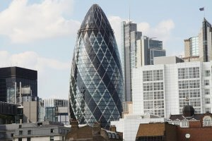 Gherkin Building London