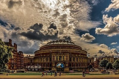 Relocate to London to attend the Proms