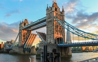 See Tower Bridge after you move to London