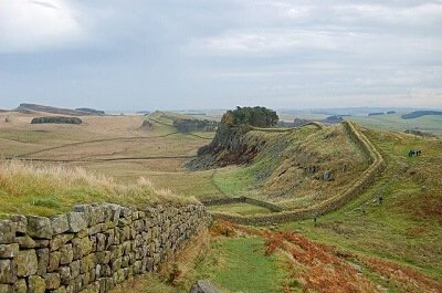 Visit the Hadrian's Wall after your house move to London
