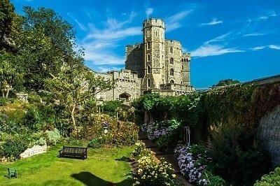 Visit Windsor castle after your London home move