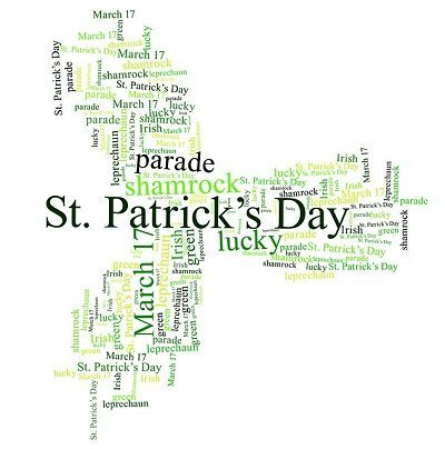 relocate to London near St Patrick's day
