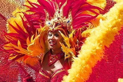 See the London carnival in August