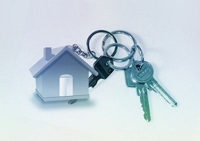 keys to first house in London