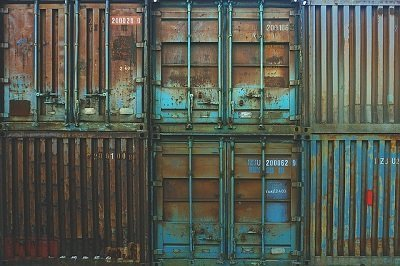container storage in London