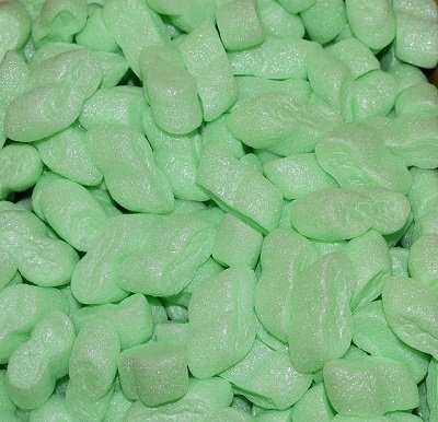 foam peanuts for packing