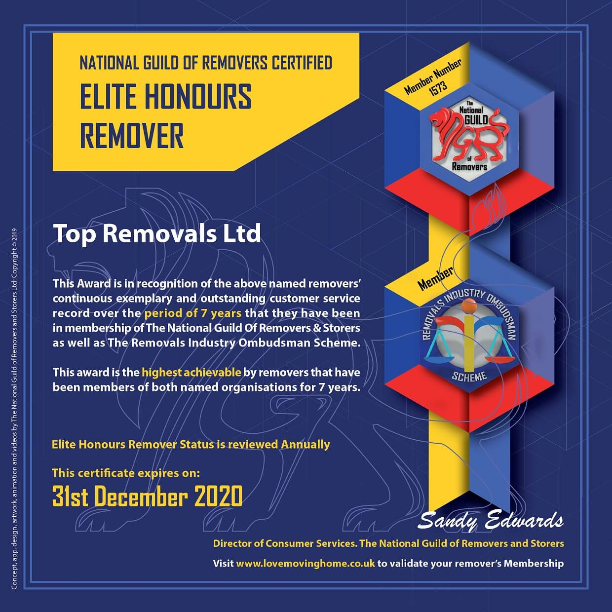 Top Removals Ltd_Certificate-2020