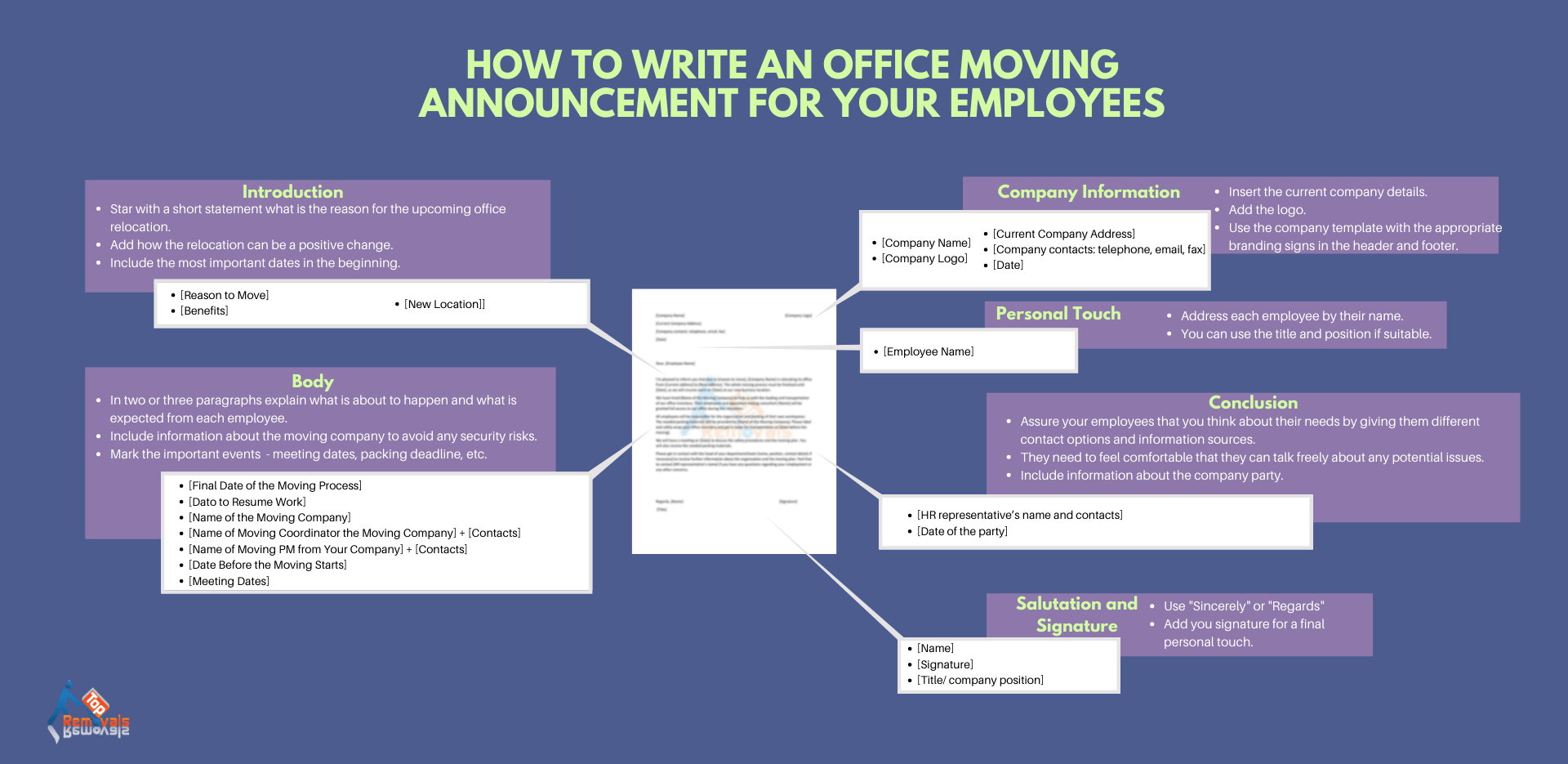 office moving announcement letter