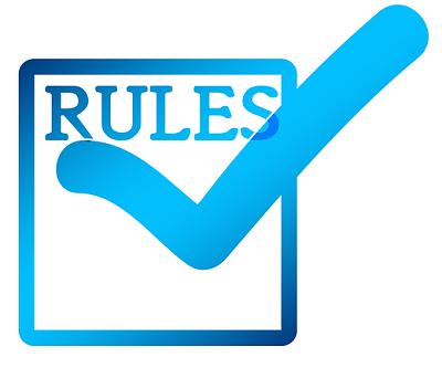 rules checkbox