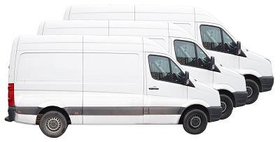 moving vans in London